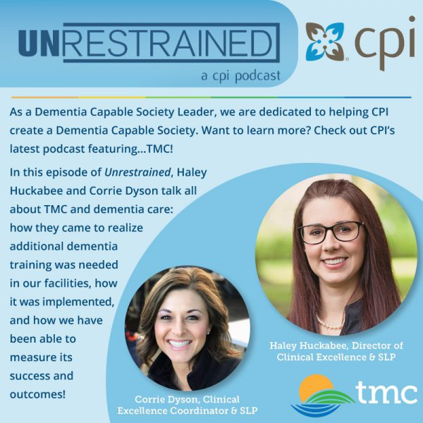 TMC Featured in CPI's Latest Podcast Unrestrained!