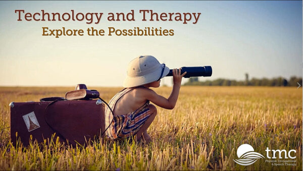 Technology & Therapy – Watch Now!